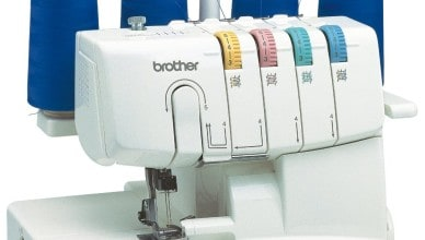 Brother M1034D Overlocker review