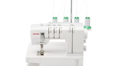 Janome CoverPro 2000 CPX Overlocker review